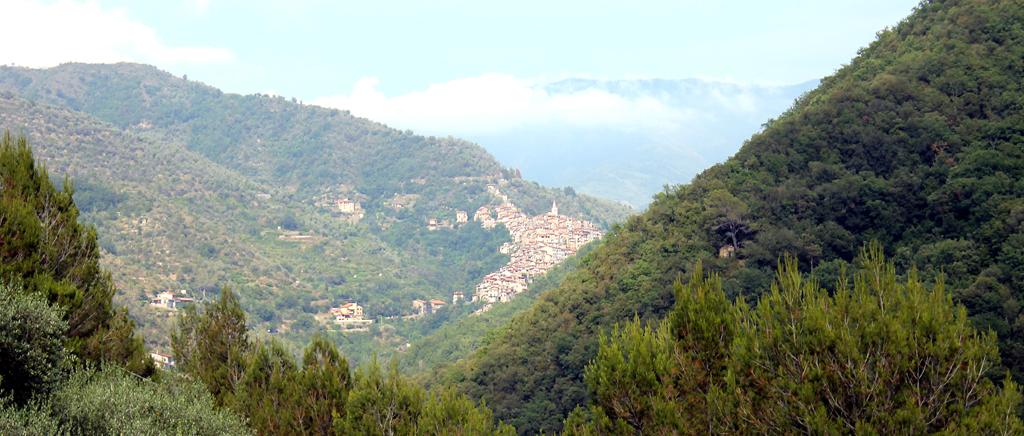 View from AGAI B&B - Home Restaurant