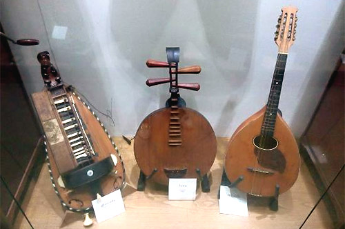 Museum of Old Music Instruments